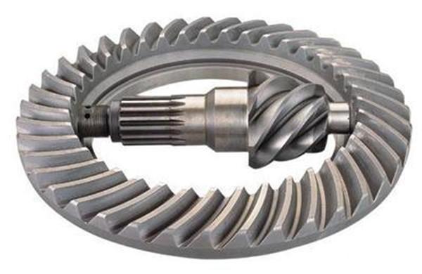 弧齿锥齿轮的当量齿轮和当量齿数的用途